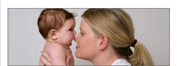 Sample Baby Photo Share Site