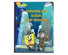 SpongeBob and Me: Super Detectives